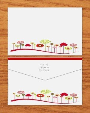 Free Envelope Template Customize Online Print At Home