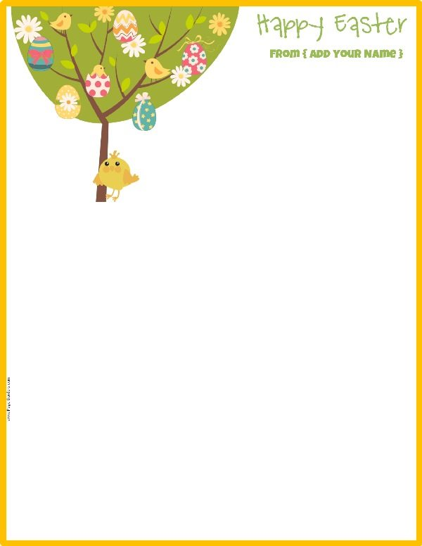 easter-stationery-6 Open When Letters For Boyfriend Template on free love, how great he is, true love,