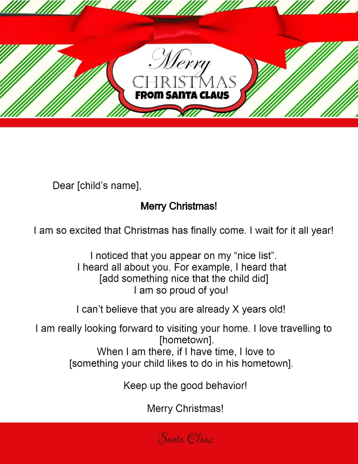 letter-from-santa-10 Letter To Kids From Santa Template on santa elf cut out template, letter room mom ideas, return santa letter template, letter santa watching you pintrest, coloring santa letter template, dear santa letter template, printable alphabet letter q template, santa response letter template, sign up sheet order form template, santa letterhead template, letter from mrs claus, large printable alphabet letter r template, letter to santa, santa reply letter template, santa head template, santa signature template, letter santa is not real, letter santa claus signature, write santa a letter template, santa claus template,