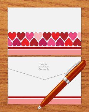 pinks hearts
