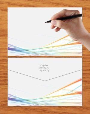 envelop template