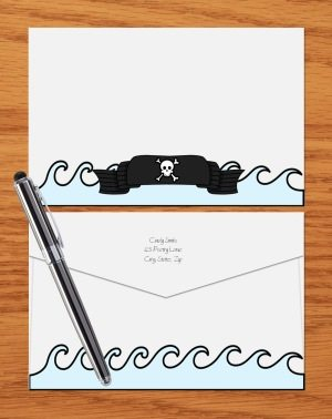 pirate printable
