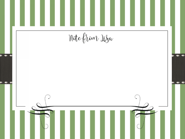 note card creator